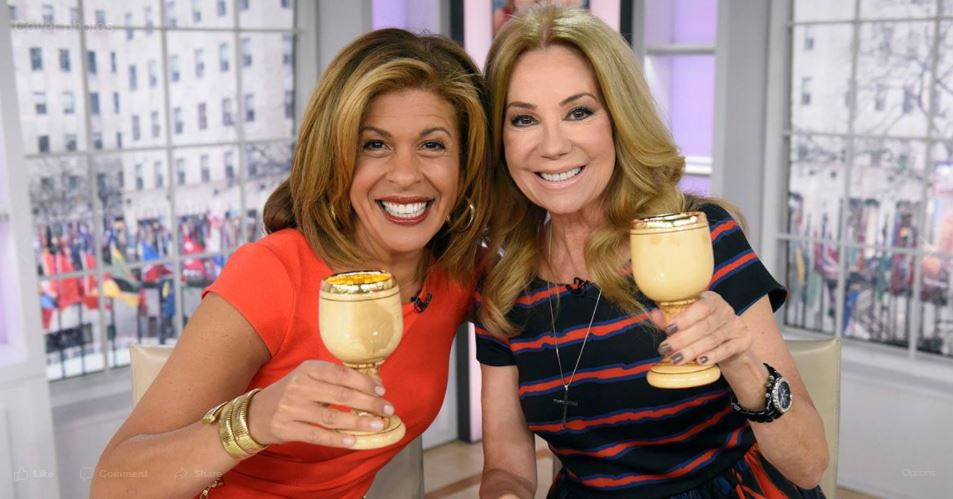 kathie lee gifford and hoda giveaway kathie lee and hoda friday cheer giveaway today com 8294