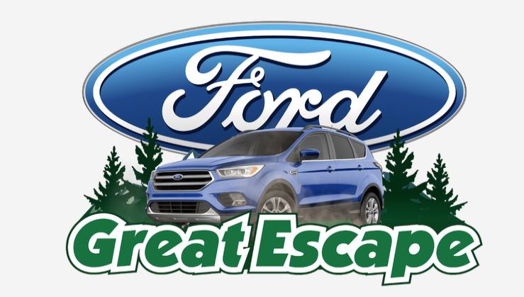 WNEP Home and Backyard Ford Great Escape Contest 2018