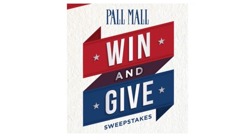 Give and win sweepstakes