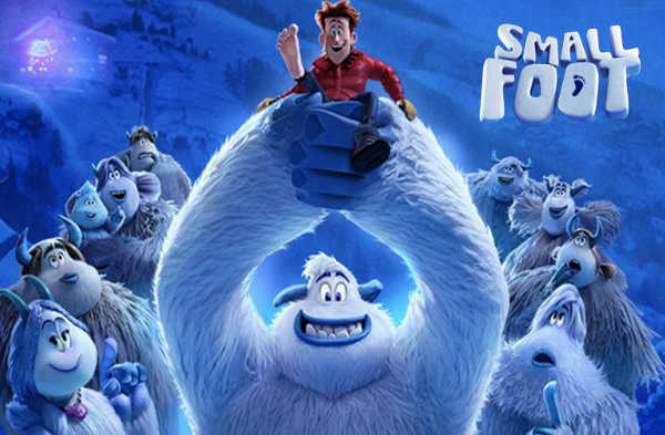 44fedf351aa3 Kearth 101 Tickets to Advance Screening of Smallfoot Contest