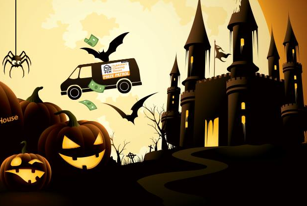 PCH Pumpkin Party Payout Sweepstakes - Win Up To $1,000