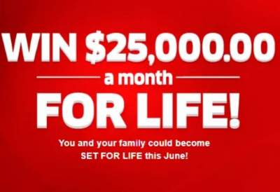 sweepstakes clearinghouse vouchers pch sweepstakes win 25 000 a month for life 4523